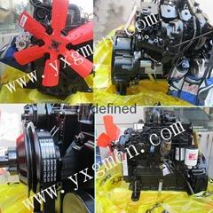 cummins 4BT3.9-C80 diesel engine