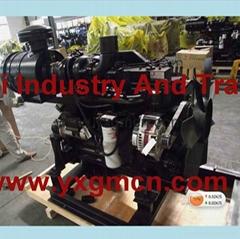 cummins 6CTA8.3-C215 diesel engine assembly for sale