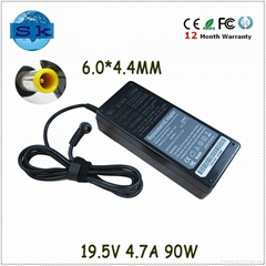 90W 19.5V 4.7A AC Power Adapter Charger for Sony Vaio Pcg-792L Pcg-802L