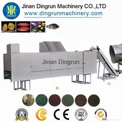 Tilapia food pelleting machine、fish food making extruder machine
