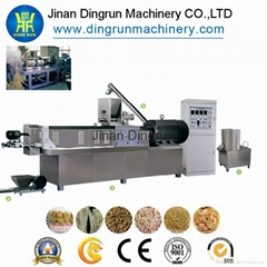 Snacks food extruer machinery