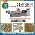 textured soy protein making machine