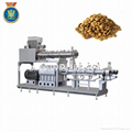 Pet food making machine/pet food processing line/Dog food extruder