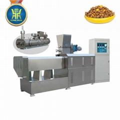 Pet food processing line/Pet food extruder/ Animal feed making machine