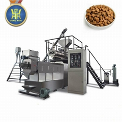 Pet food pellet making m