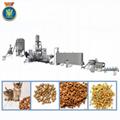 Dog food extruder machine/equipment/plant