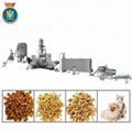Dog food extruder machine/plant/processing line