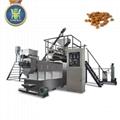Dog feed extruder machine