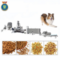 Dog feed extruder machine