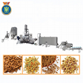 Dog food extruder Dog food making machine