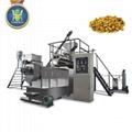 Dog feed extruder equipment