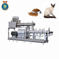 Pet feed production plant