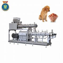 Pet food making machine/