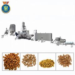 Pet food machine animal food extruder