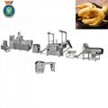 fried bugles snack food machine