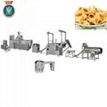 Bugles crispy food processing machine /Bugles food snacks machine /Fried Flour