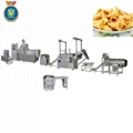 Bugles snacks extruder/ Bugles Snack Machine(fish duck shapes)