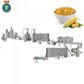 Corn flake machine/ breakfast cereal machine by dingrun company