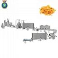 Breakfast cereal corn flakes making machine