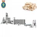 textured soybean protein extruder machine