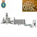 textured soya bean protein processing machinery