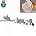 Nutritional powder processing line