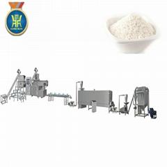 婴幼儿营养米粉生产线
