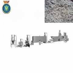 挤压营养大米生产线、加工设备