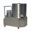 Modified starch extruder equipment、Starch processing machine