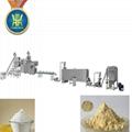 Modify corn starch processing machine line