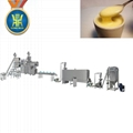 Modify starch processing machinery