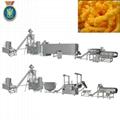 Cheetos corn snacks food extruder machine