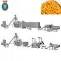 Kurkure corn snacks food processing line
