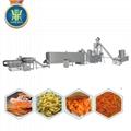 玉米粟米條膨化設備 5