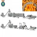Cheetos extrusion snack food making machine