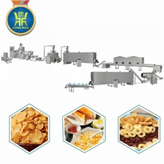 小型膨化玉米食品加工設備