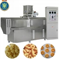 Spicy puff corn food making machine