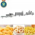 Masala puff corn food making machine