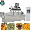 Corn snacks food making equipment