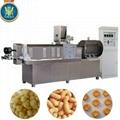Maize puff snacks machine