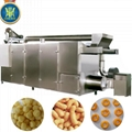 Core filling snacks food processing machine