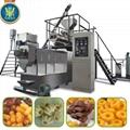 Newest corn puffs snacks machine