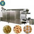 Cheese balls snacks machine