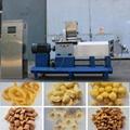 puffed  food extruder machine / snacks food making equipment
