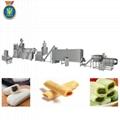 Snacks food equipment/plant