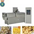 雙螺杆膨化食品機械