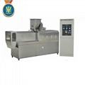Laboratory double screw food extruder
