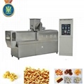 Corn puffed snack food machine