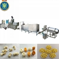 corn puffed snacks food machine
