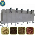 floating fish food machinery